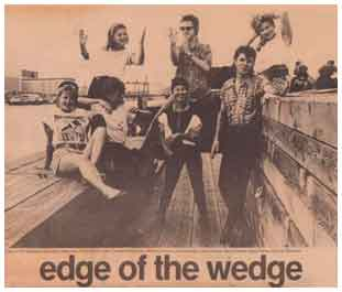 edge of the wedge